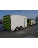 Enclosed Rescue Body & Trailer