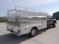 Contractor Component Truck Bodies - CP 108