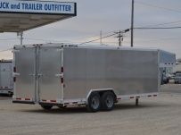 Gooseneck Enclosed Cargo Trailers - GNDF 53