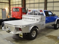 Popular Models Aluminum Truck Beds - TRB 247