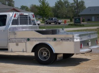 Popular Models Aluminum Truck Beds - TRB 253