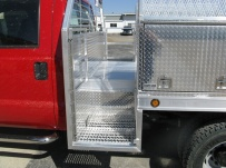 Fire and Brush Body Truck Bodies - GB 23A