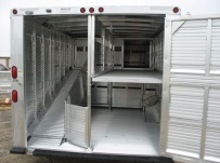 Commercial Double Deck Livestock Trailers - GNDD 22