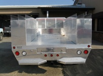 Fire and Brush Body Truck Bodies - GB 18B