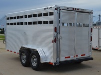 Commercial Gooseneck Livestock Trailers - GNL 105A