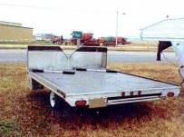 Open Motorcycle/Snowmobile Toy Haulers - SNOW 5A