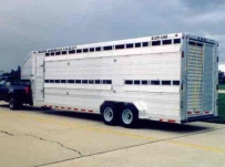 Commercial Double Deck Livestock Trailers - GNDD 4