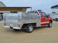 Fire and Brush Body Truck Bodies - GB 80B