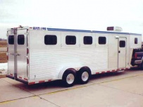 Gooseneck Horse Trailers - GNEH 13
