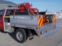 Fire and Brush Body Truck Bodies - GB 78B