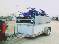 Camping Trailers Toy Haulers - CT 1