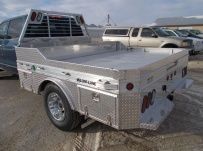 Popular Models Aluminum Truck Beds - TRB 222