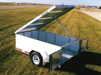 Camping Trailers Toy Haulers - CT 8B