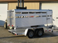 Dual Line Small Livestock Trailers - DL 14