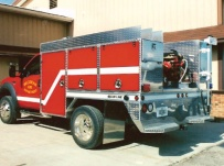 Fire and Brush Body Truck Bodies - GB 3
