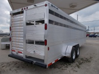 Commercial Gooseneck Livestock Trailers - GNL 96A