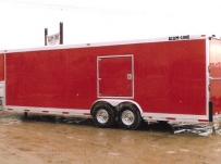 Gooseneck Automotive All Aluminum Enclosed Trailers - GNA 9
