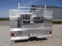 Contractor Component Truck Bodies - CP 109