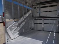Commercial Double Deck Livestock Trailers - GNDD 47B