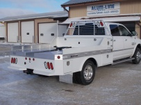 Popular Models Aluminum Truck Beds - TRB 223