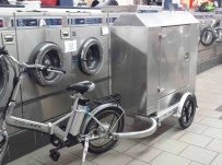 Enclosed Motorcycle Trailer Pull Behind Tote - CYCLE 46B