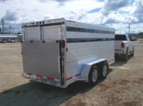 Showmaster Low Profile Small Livestock Trailers - BPLPSM 49A