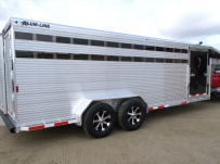 Commercial Gooseneck Livestock Trailers - GNL 90A