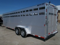 Commercial Gooseneck Livestock Trailers - GNL 93A
