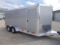 Bumper Pull Enclosed Cargo Trailers - BPDF 70