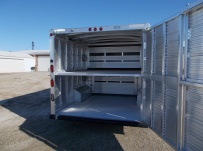 Commercial Double Deck Livestock Trailers - GNDD 45
