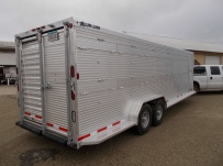 Commercial Gooseneck Livestock Trailers - GNL 100A