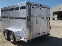 Dual Line Small Livestock Trailers - DL 25B