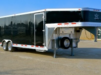 Gooseneck Enclosed Cargo Trailers - GNDF 56B