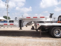 Gooseneck Heavy Equipment Flatbed Trailers - GNF 24B