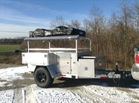 Camping Trailers Toy Haulers - CT 21