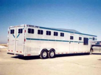 Gooseneck Horse Trailers - GNEH 15