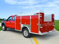 Rescue Body Aluminum Truck Bodies - RFB 88