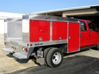 Fire and Brush Body Truck Bodies - GB 18A