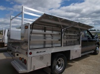 Contractor Component Truck Bodies - CP 135