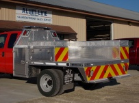 Fire and Brush Body Truck Bodies - GB 82A