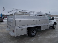 Contractor Component Truck Bodies - CP 131