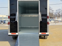 Gooseneck Enclosed Cargo Trailers - GNDF 56C