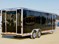 Gooseneck Enclosed Cargo Trailers - GNDF 56A