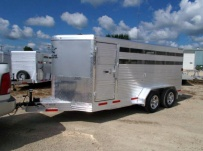 Showmaster Low Profile Small Livestock Trailers - BPLPSM 49B