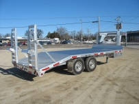 Gooseneck Heavy Equipment Flatbed Trailers - GNF 59