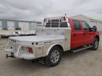 Popular Models Aluminum Truck Beds - TRB 224