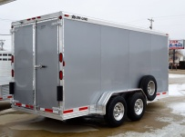 Bumper Pull Enclosed Cargo Trailers - BPDF 72