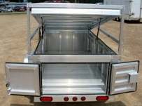 Camping Trailers Toy Haulers - CT 15
