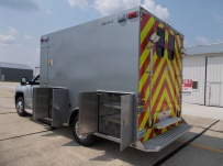 Rescue Body Aluminum Truck Bodies - RFB 90B