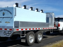 Gooseneck Heavy Equipment Flatbed Trailers - GNF 104B